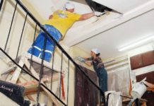 Затянувшийся ремонт дома