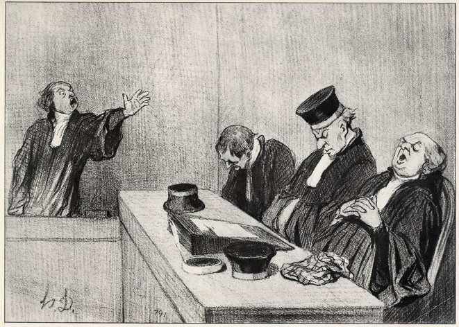 Еще раз о неправедных судах